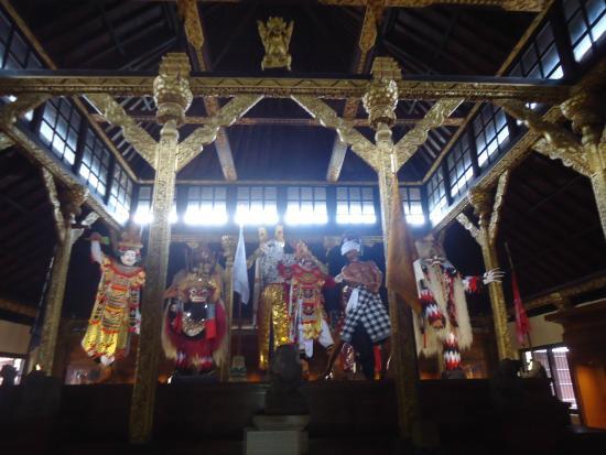 Bali Provincial State Museum (Negeri Propinsi Bali): Tabanan room