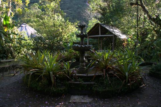 Hosteria Septimo Paraiso: Vista desde el restaurante
