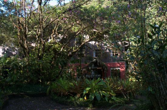 Hosteria Septimo Paraiso: Fachada de la casa