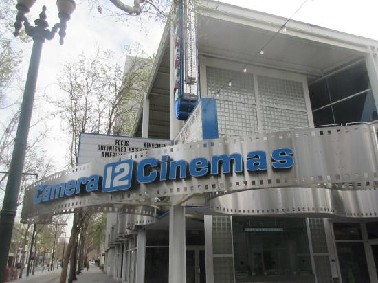 Camera 12 Cinema, San Jose, Ca - Picture of Camera 12 Cinema, San ...