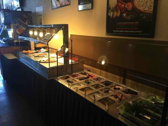 Buffet Restaurants Near Mountain Creek Lodge