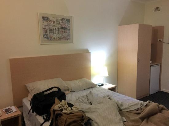 Westside Motor Inn Ashfield: Bedroom