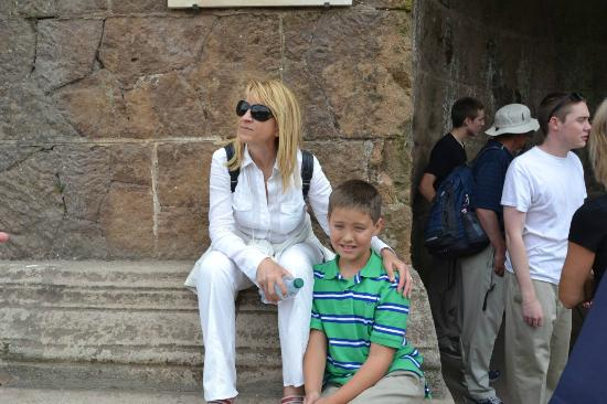 Your Rome Tour - Rome Tours: Mark was a fan of Miss Teresa