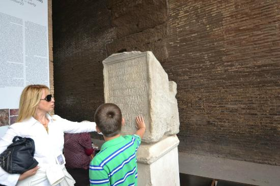 Your Rome Tour - Rome Tours: Colosseum with Mark