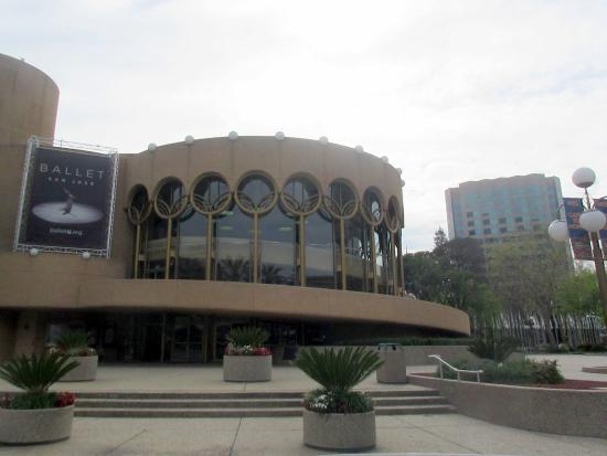 San Jose Center for the Performing Arts, San Jose, Ca