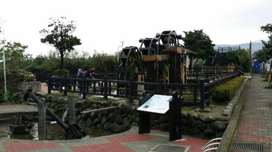 Gen De Waterwheel Park