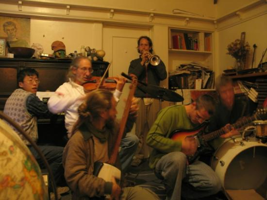 Piedmont House: The Piedmont Family Band