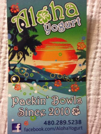 Aloha Yogurt
