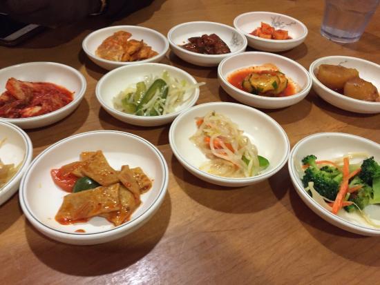 Westborough Korean Restaurant: Great Kimuchi