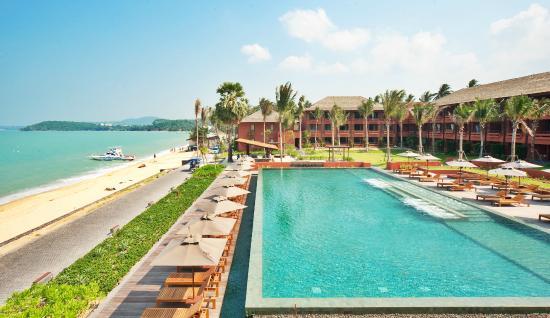 Hansar Samui Resort: Infinity Pool