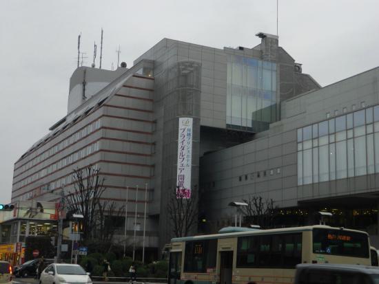 Kawagoe Prince Hotel: ホテルの全景