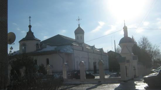Church of Our Lady of Sorrows Utoli Moya Pechali