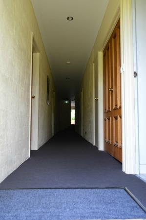 Corryong Country Inn : New hallway carpet