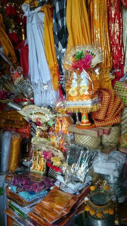 Klungkung Market