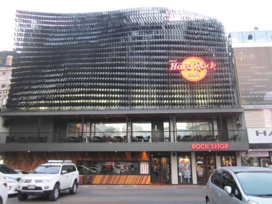 Bangkok Hard Rock Cafe Review