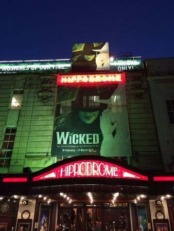Bristol Hippodrome: Wicked