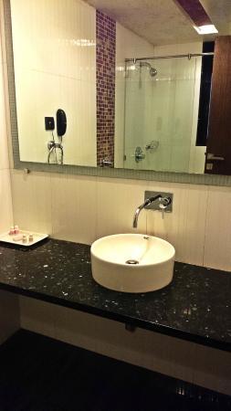 Hotel Silver Inn: Bathroom