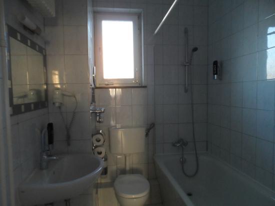 Aparthotel Vega: bagno