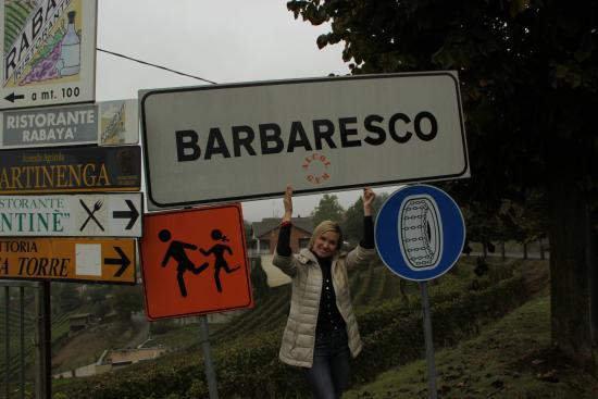 Agriturismo Albachiara : Barbaresco - the brother of king's wine