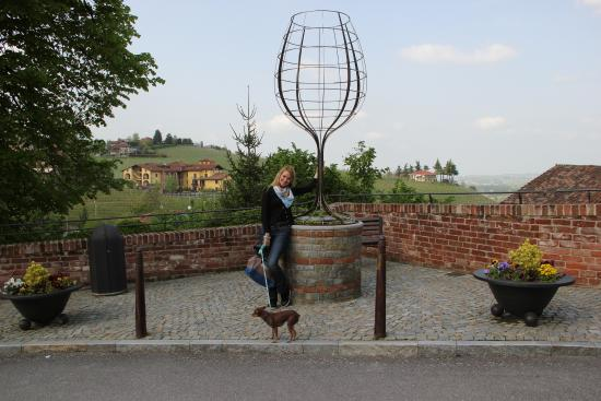 Agriturismo Albachiara : Barolo - the place of king's wine