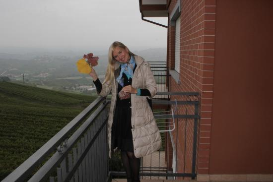 Agriturismo Albachiara : View from balcony