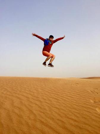 Lama Tours: Dubai Desert Safari