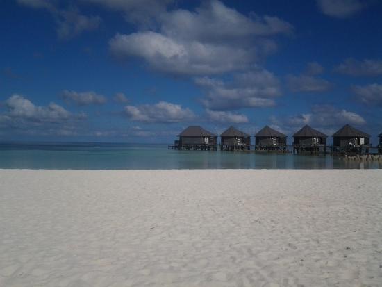 Kuredu: Sangu water villa