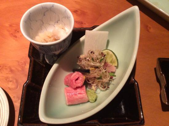 Yukimurasaki : 飛騨牛の刺身