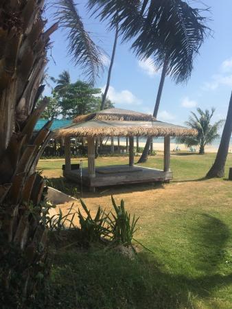 The Ocean Resort Samui: Strand