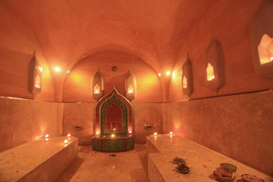 traditional ambiance - Picture of Hammam of La Maison ...