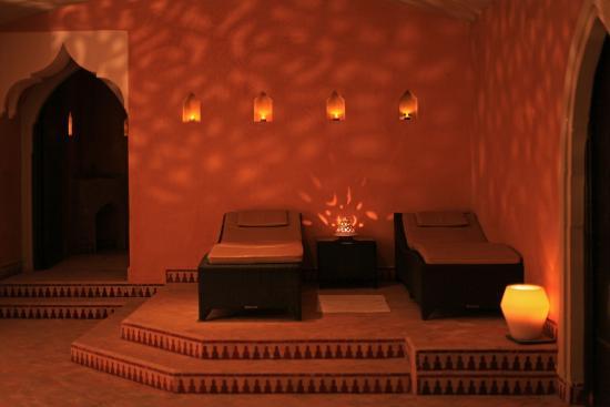 Hammam of La Maison Arabe: Espace détente