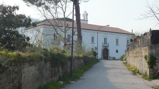 Lanzara, Italien: Palazzo baronale De Conciliis ('700)
