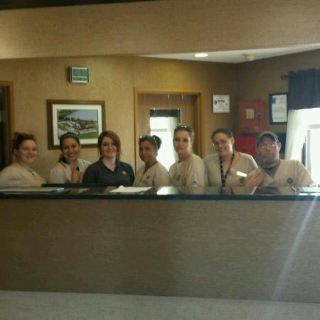 Comfort Inn: Awsome Staff