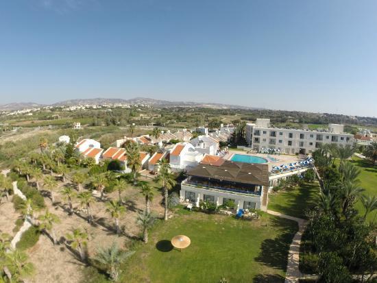 Helios Bay Hotel: AERIAL PHOTO