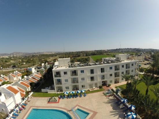 Helios Bay Hotel: AERIAL PHOTO