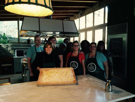 Walkabout Florence Tours: Pasta
