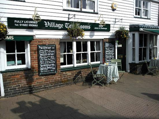 The Village Tea Rooms Headcorn Restaurant Reviews