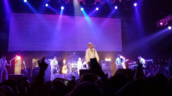 National Ice Centre and Motorpoint Arena Nottingham: Morrissey - Friday 13th of March 2015