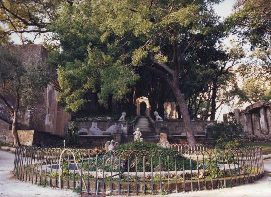 Lanzara, Italie: Giardini vanvitelliani di Villa Calvanese