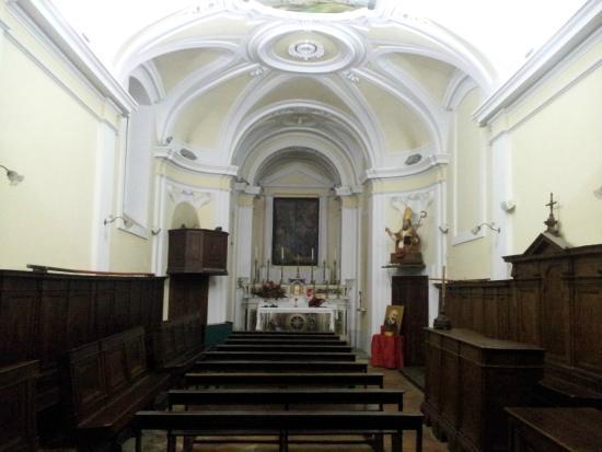 Lanzara, Italie : Congrega di San Biagio