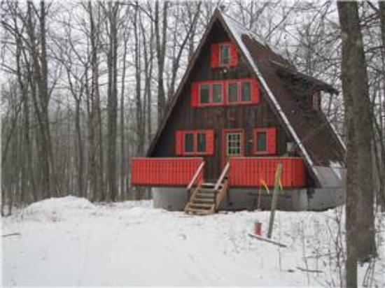 Indianhead Mountain - Big Snow Resort: Saganaki Cabin