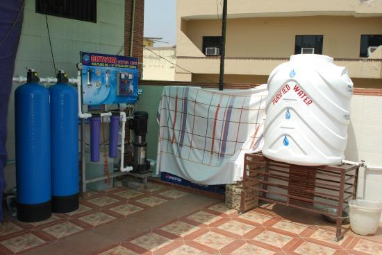 Hotel Rashmi: R.O Water Plant