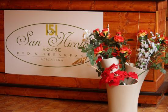 San Nicolò House