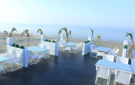 Serena Beach Resort Dunes Open Air Restaurant