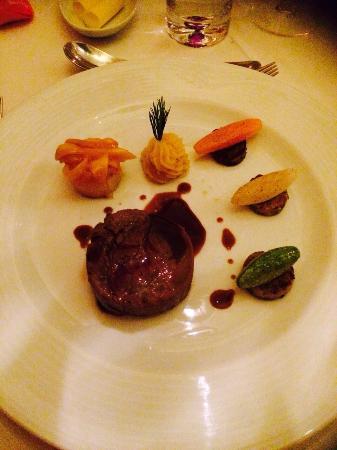 Gastro MK at Maison MK: Delicious beef