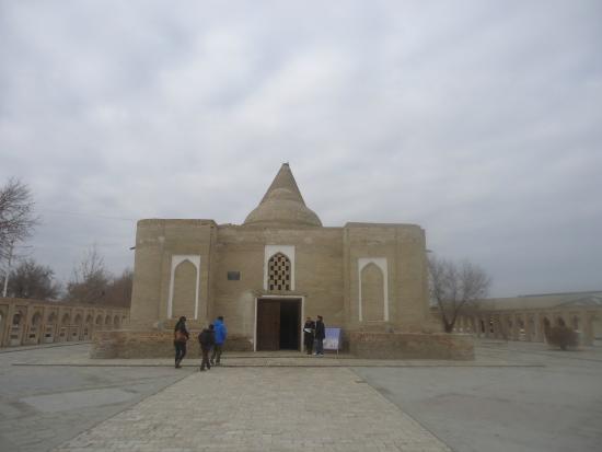 Chasma Ayub Mausoleum: Мавзолей