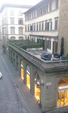 Hotel Brunelleschi: The View from room 403