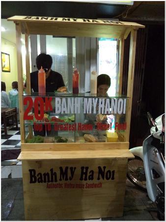 Banh My Hanoi