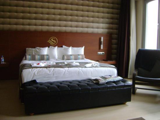 Susuzlu Atlantis Hotel: Zimmer 3