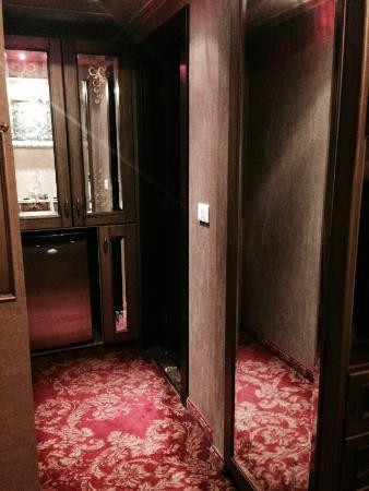 Q Hotel: Интерьер